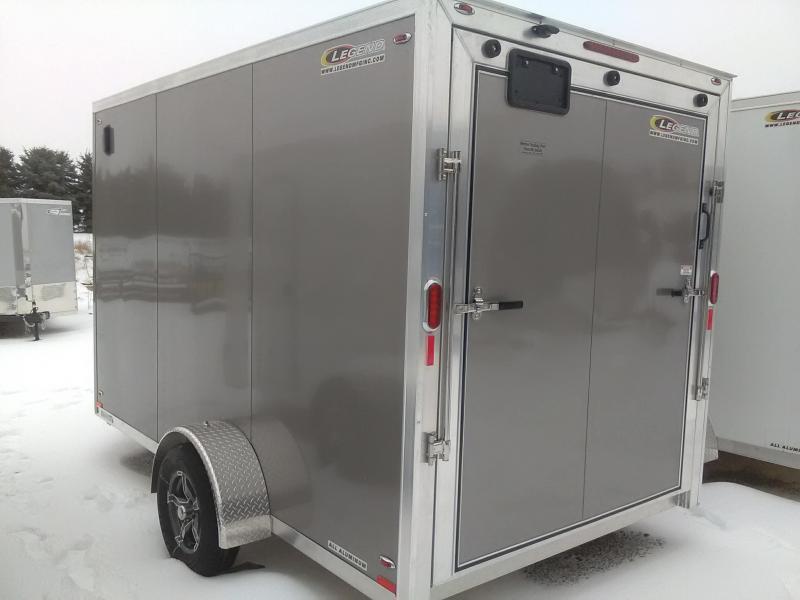 2019 Legend Trailers 715FTVSA30 Enclosed Cargo Trailer