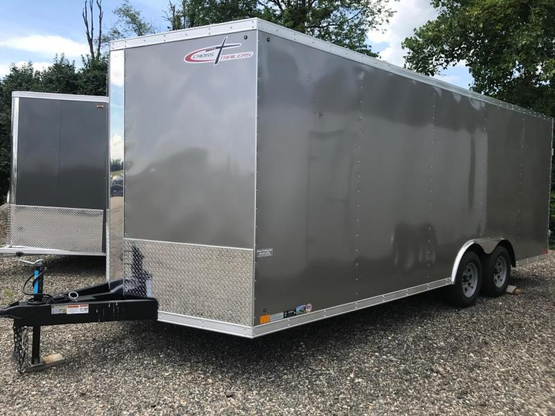 Cross Trailers 820TA Enclosed Cargo Trailer