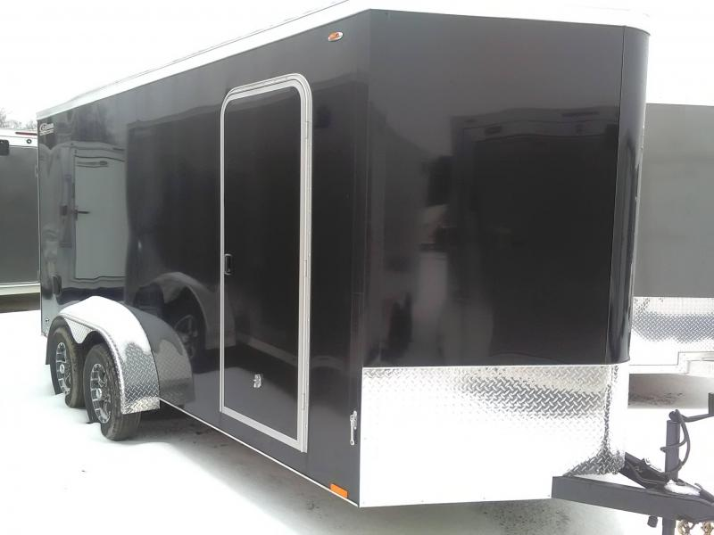 2018 Legend Trailers 718STVTA35 Enclosed Cargo Trailer