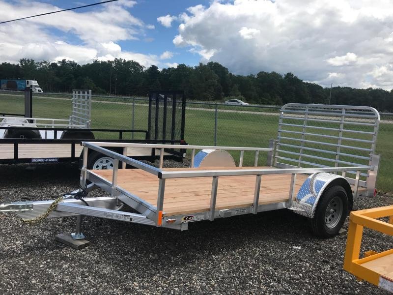Legend Manufacturing 6X12 Open Deluxe Utility Trailer