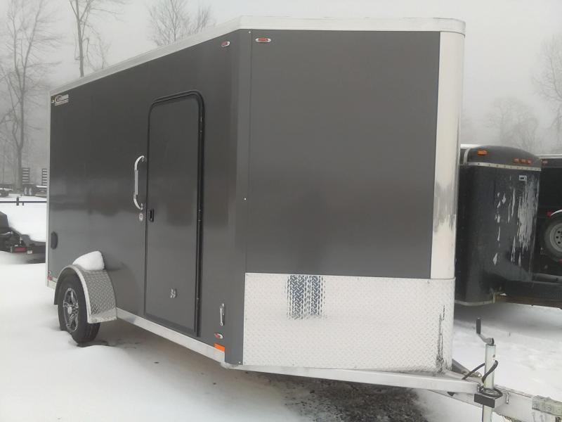 2019 Legend Trailers 715FTVSA35 Enclosed Cargo Trailer