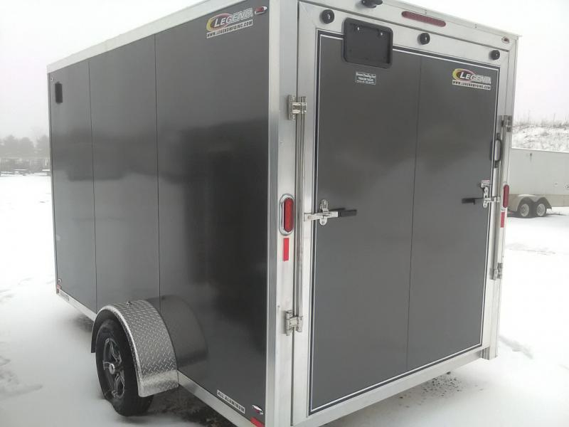 2019 Legend Trailers 715FTVSA35 Enclosed Cargo Trailer