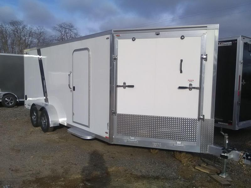 2019 Legend Trailers E723TA35 Snowmobile Trailer
