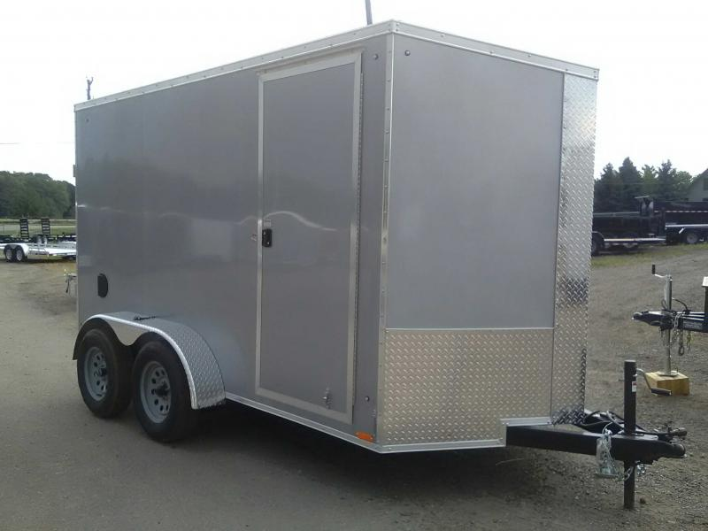 2020 Cargo Express 6x12 Tandem Axle XLW SE Enclosed Trailer
