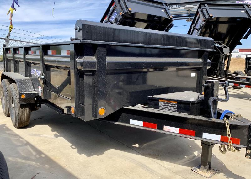 2019 Load Trail 7X14 14K Dump Trailer