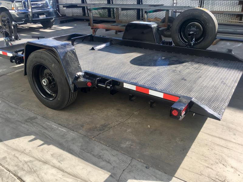 2019 R&J Trailers 6x12 HD Tilt bed 8k LOW PRO