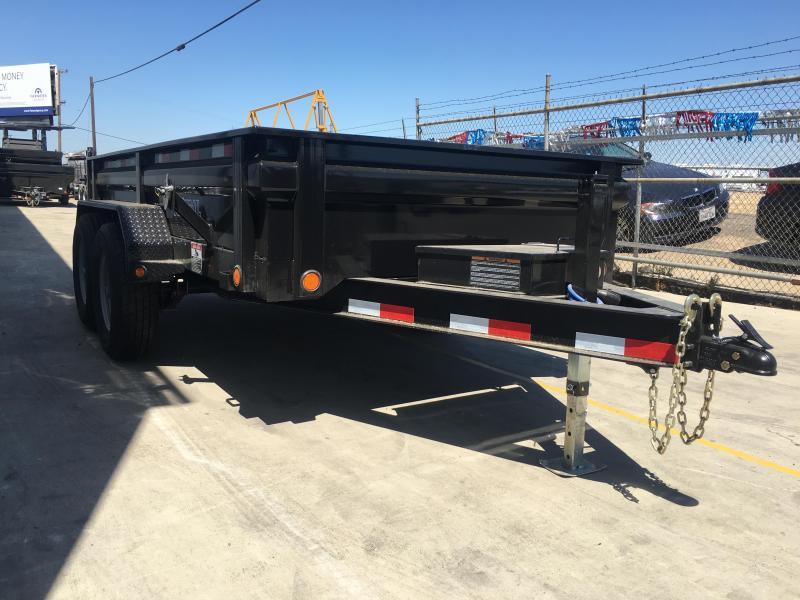 2018 Load Trail 6X12 10K DUMP TRAILER