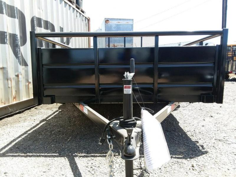2018 R and J Trailers Inc 6x12 2.9k landscape Utility Trailer