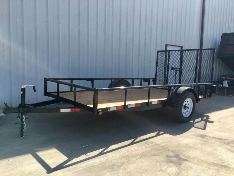 2019 R and J Trailers Inc 6x12 2.9K utility Utility Trailer