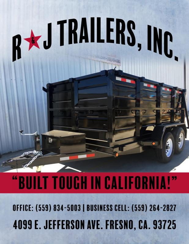 high-quality custom built trailers start here at R&J