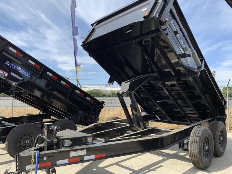 2019 Load Trail 7 x 12 14k Dump Trailer