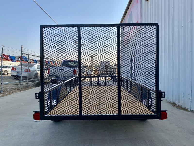 2019 R&J 5x10 2.9k Utility Trailer