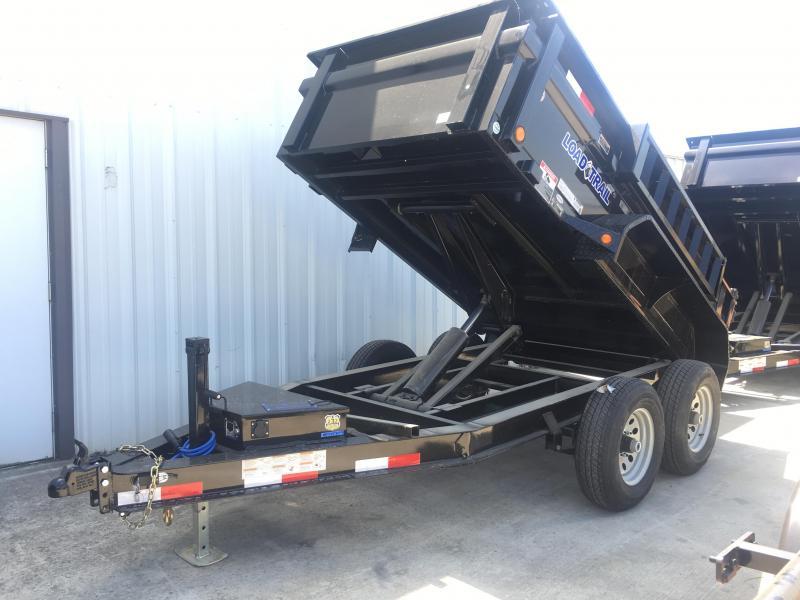 2018 Load Trail 5x10 load trail 10k Dump Trailer