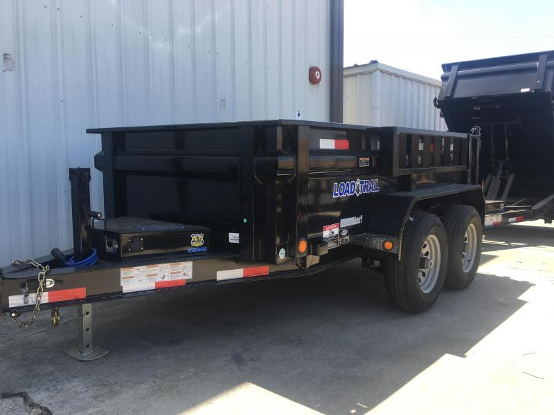 2018 Load Trail 5x10 load trail 10k Dump Trailer
