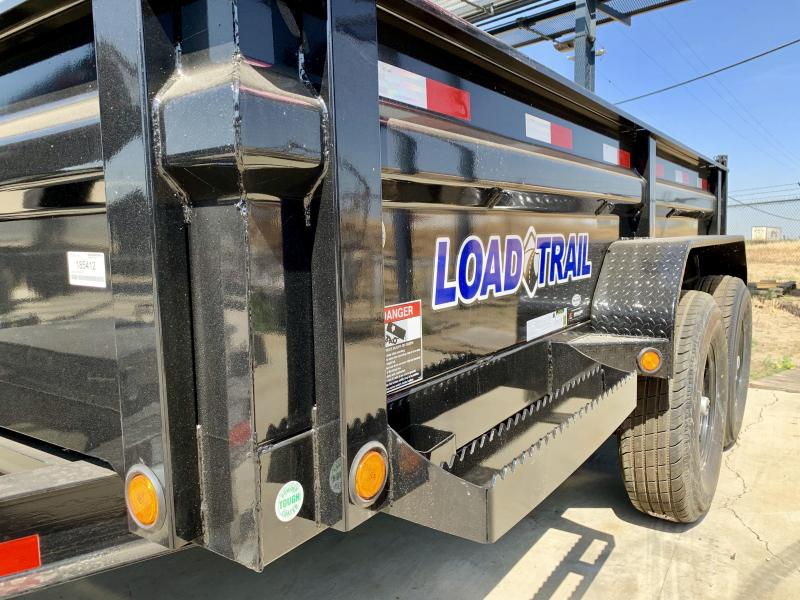 2019 Load Trail 6X12 10K Dump