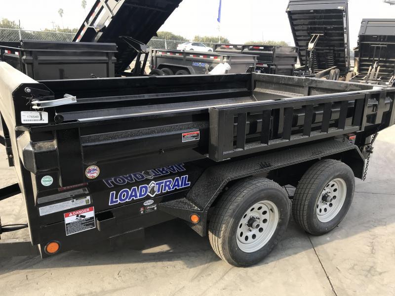 2018 Load Trail 60 x 10 Tandem Axle King Size Dump Trailer