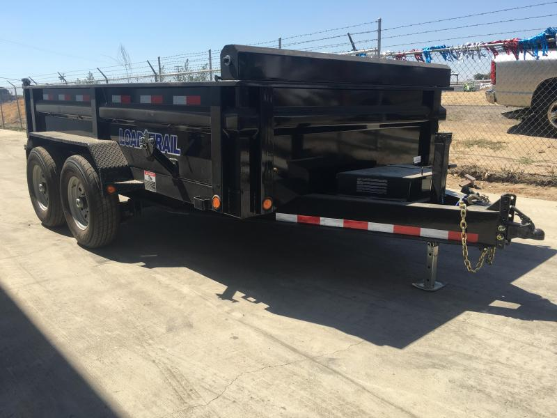2018 Load Trail 7x12 14k Dump Trailer