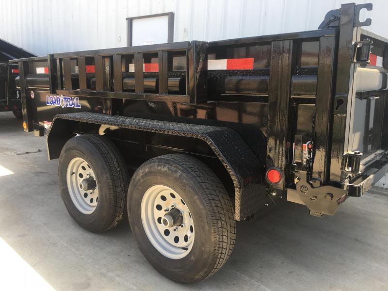 2018 Load Trail 5x10 10k Dump Trailer