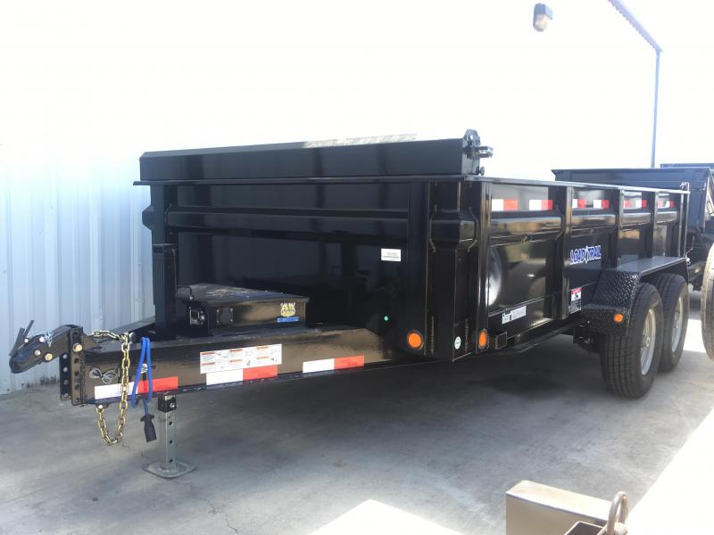 2018 Load Trail 7x14 14k Dump Trailer