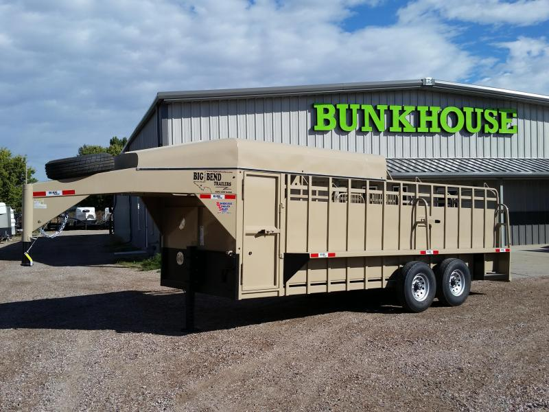 2019 Big Bend 20 3/4 TOP Livestock Trailer in Ashburn, VA