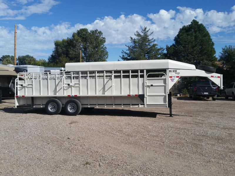 2019 Big Bend 24 FULL TOP Livestock Trailer in Ashburn, VA