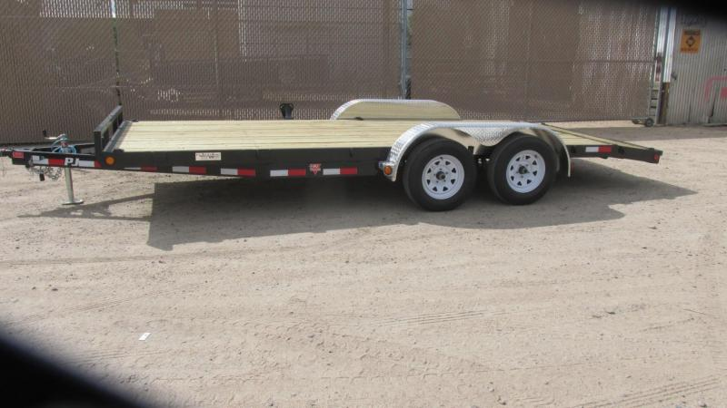 2017 PJ Trailers Carhauler Car / Racing Trailer