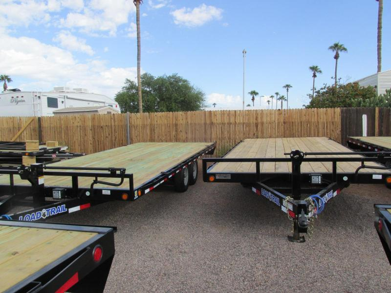 2019 Load Trail 20FT 22FT 24FT Flatbed Trailers