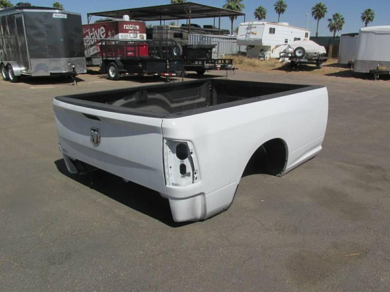 2017 Dodge Truck Bed