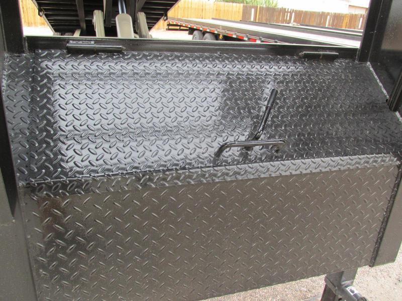 2018 Lonestar 102x40 Flatbed Tilt Container Trailer
