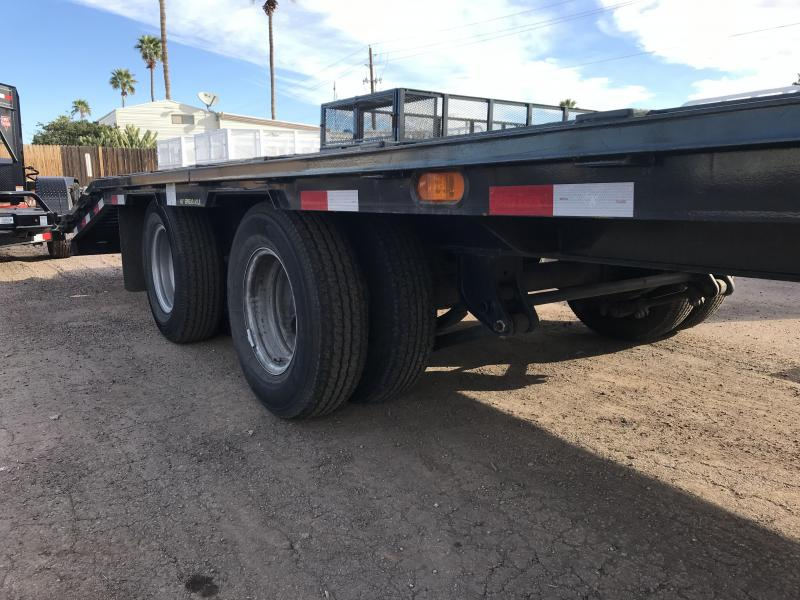 2017 Big Tex Trailers 102X30 Equipment Trailer