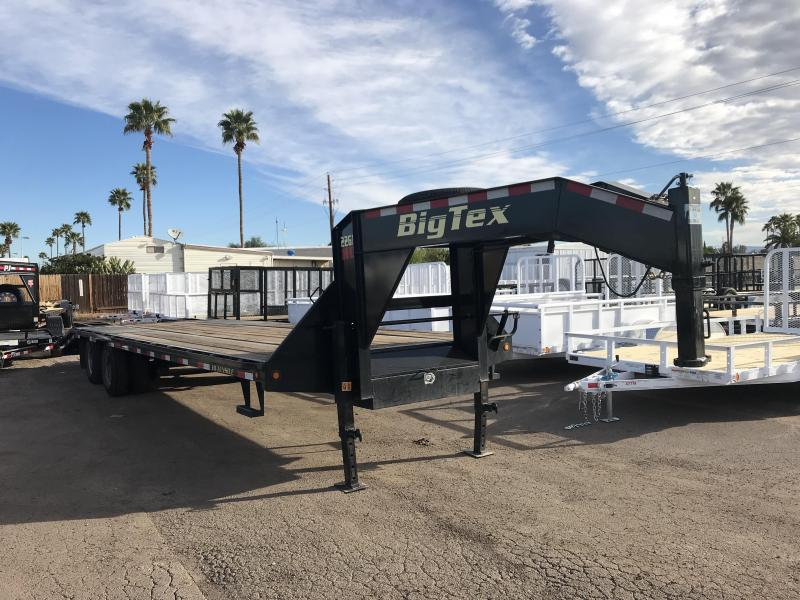 2017 Big Tex Trailers 102X30 Equipment Trailer