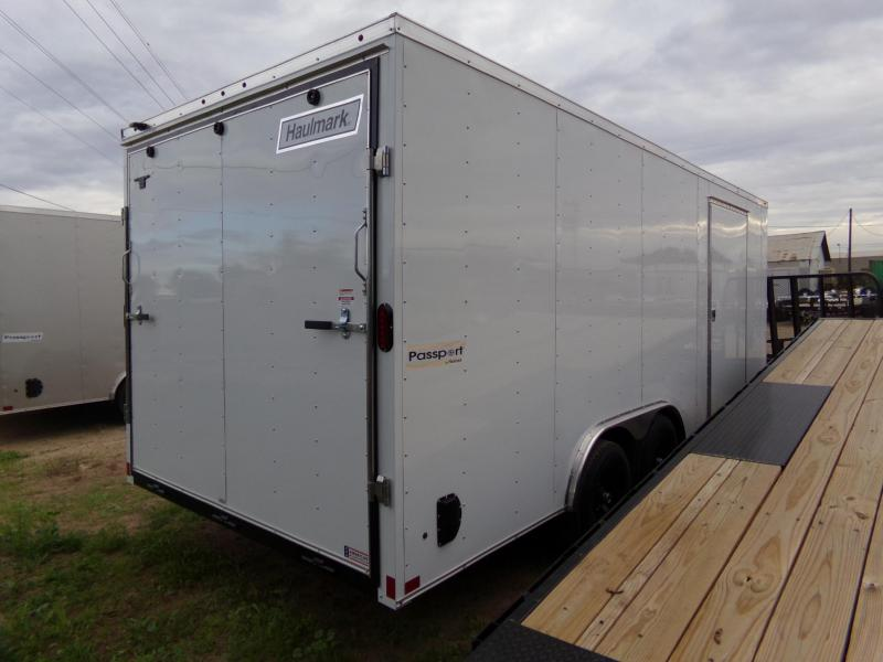 2019 Haulmark PASSPORT 20FT.BY 8.5 .ENCLOSED CAR /CARGO TRAILER Enclosed Cargo Trailer
