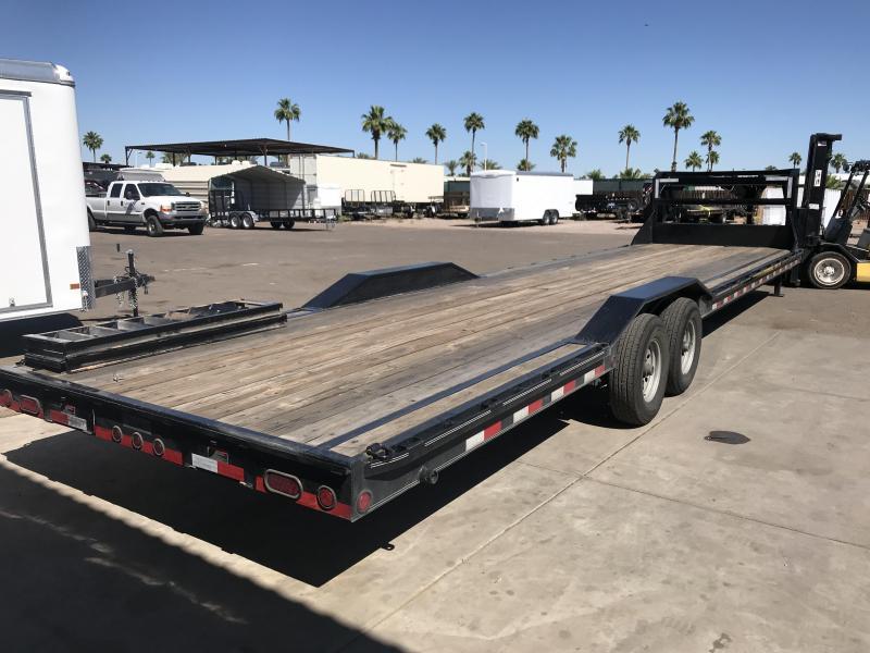 2018 Load Trail 102X34 Flatbed Trailer