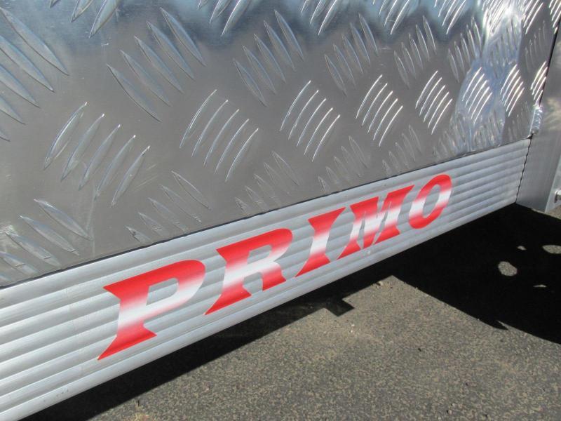 2018 PRIMO 82X12 UTILITY ATV Trailer