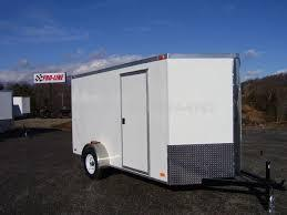 RENT ME! 6x12 Haulmark Transport Enclosed Cargo Trailer RENTAL ONLY