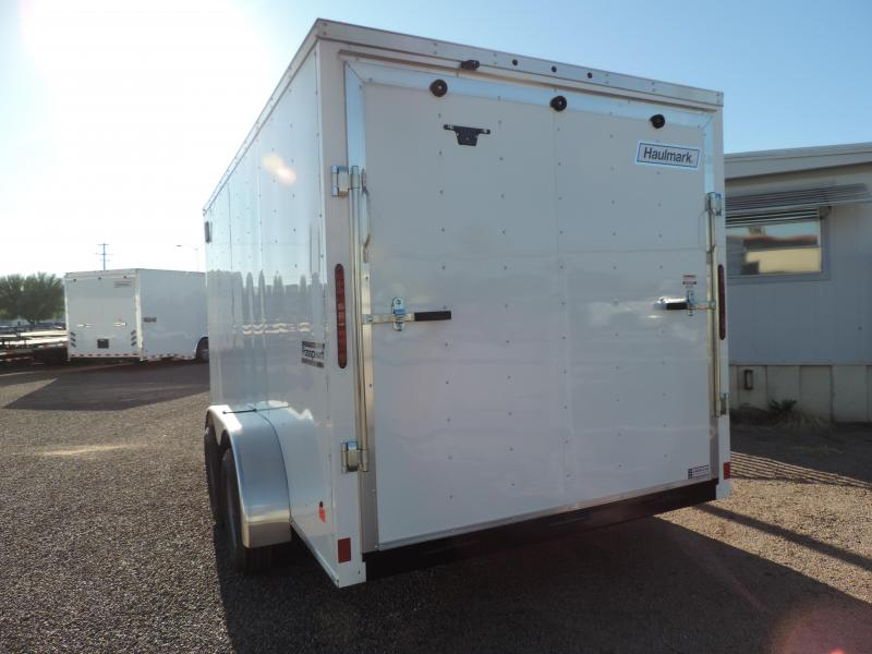 2019 Haulmark 14x7 Enclosed Cargo Trailer