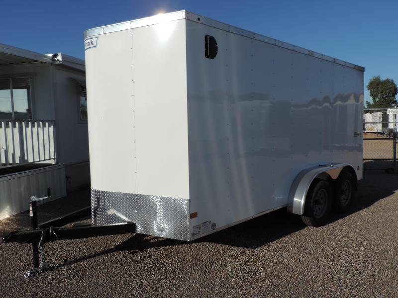 2019 Haulmark 14x7 Enclosed Cargo Trailer
