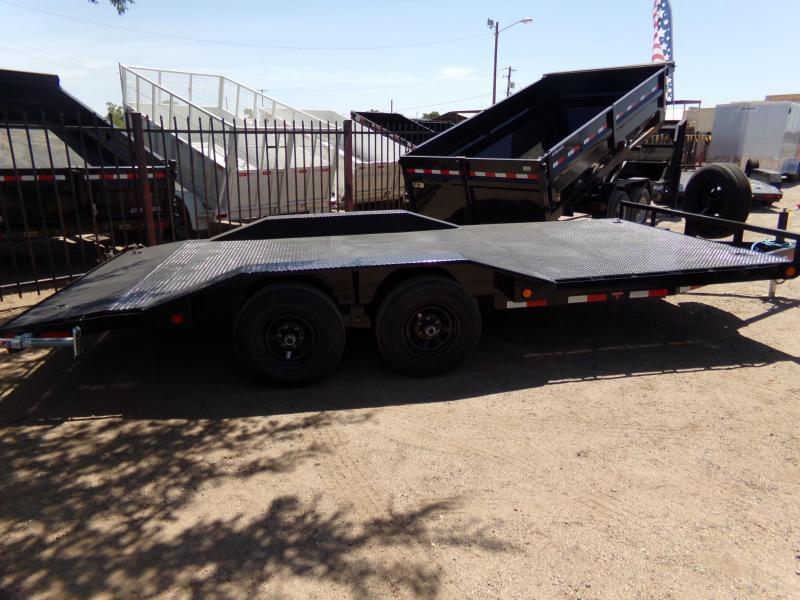2020 PJ Trailers 18FT BUGGY HAULER 102 WIDE CAR HAULER STEEL DECK Car / Racing Trailer