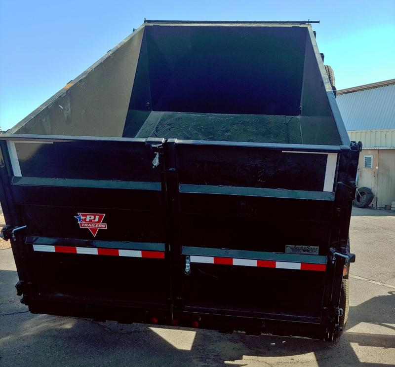 2020 PJ Trailers LOW PRO Dump Trailer