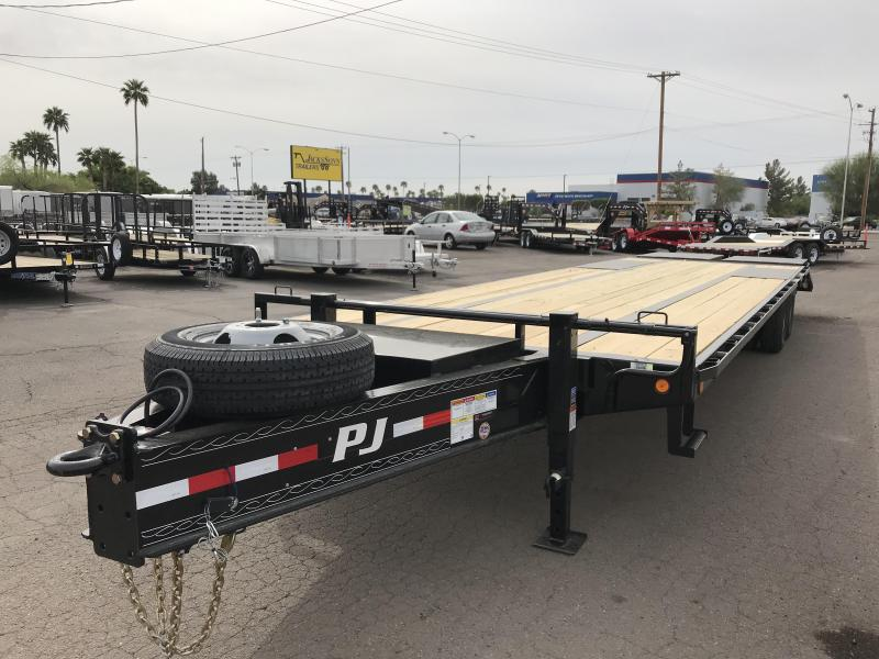 2019 PJ Trailers 102x32 Equipment Trailer