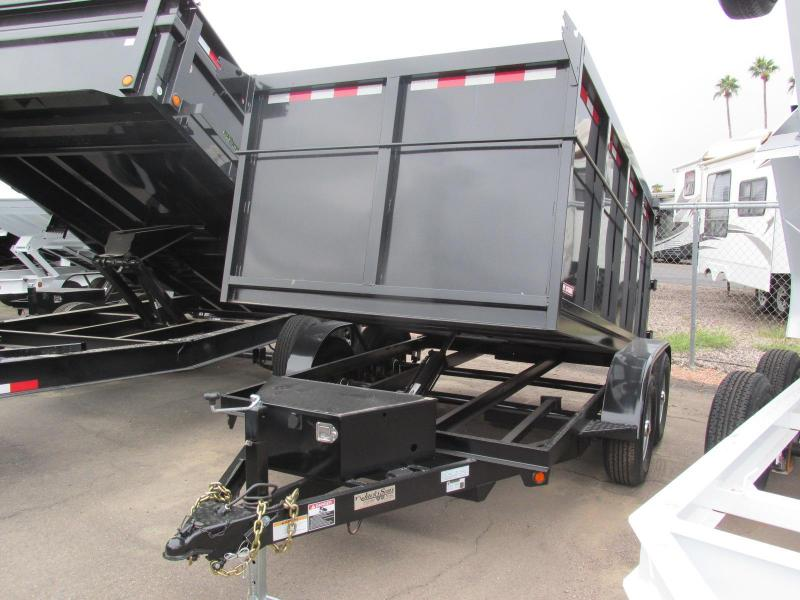 2019 Five Star 6.5X10 Dump Trailer