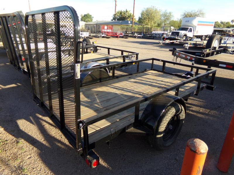 2018 Load Trail Utility 6X10 RAMP Utility Trailer