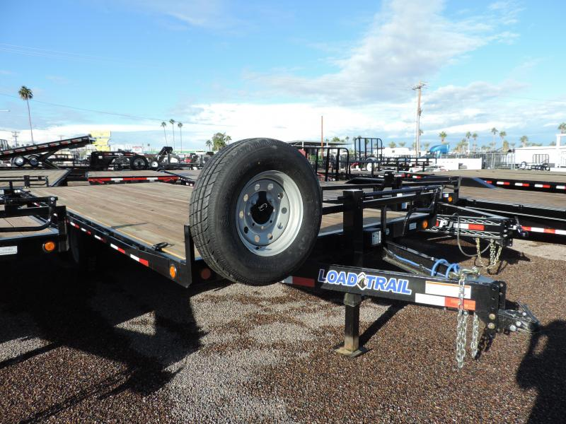 2019 Load Trail 102x20 Equipment Trailer