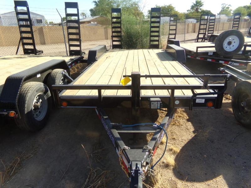2019 Load Trail 24 X 83 14K CAR / EQUIP. HAULER Flatbed Trailer