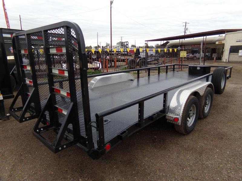 2018 PJ Trailers CAR HAULER UTV UTILTY MULTI USE TRAILER CE202 Car / Racing Trailer