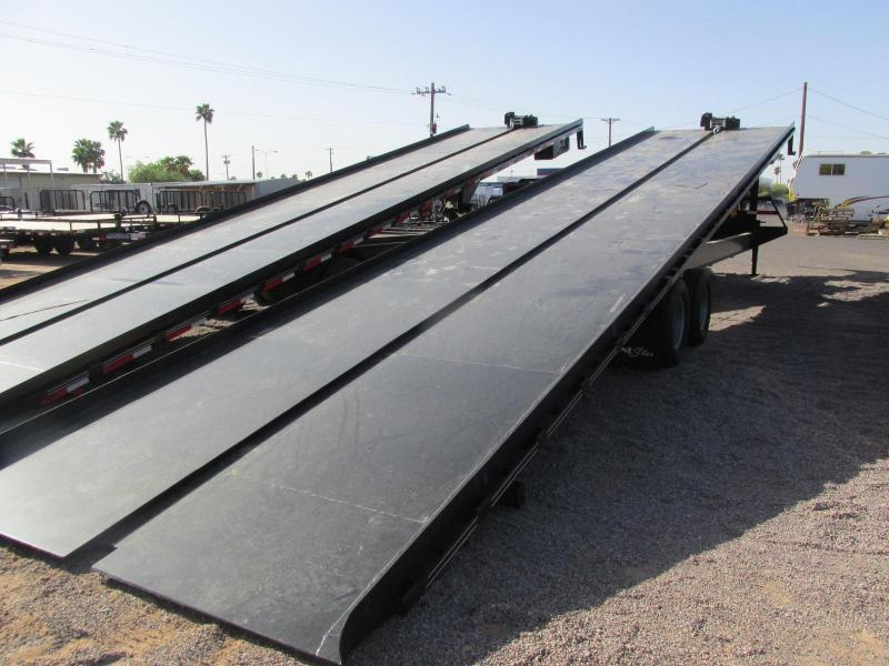 2018 Lonestar 102x44 Tilt Flatbed Trailer