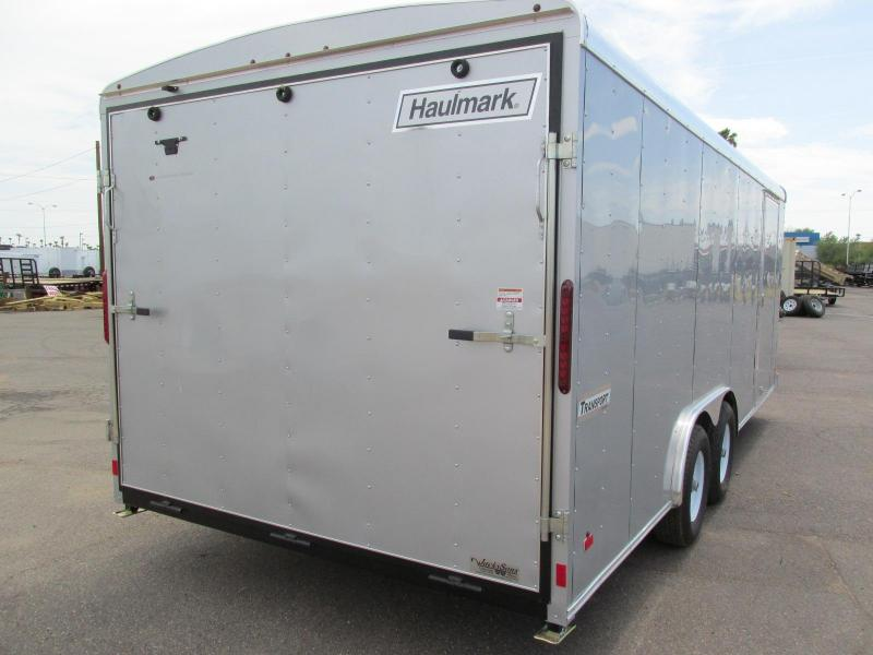 Rental Fleet 8.5' x 20' Enclosed Car Trailer