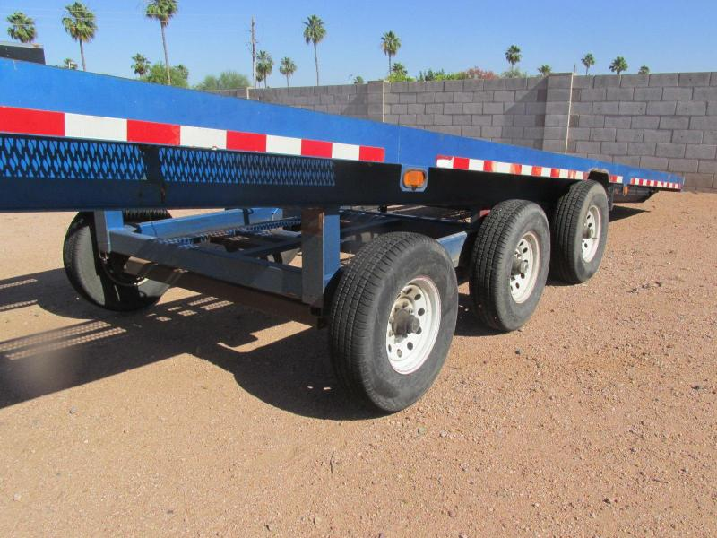 "Used 45' x 93"" 2004 Multiple Car Transport Trailer FOR SALE"