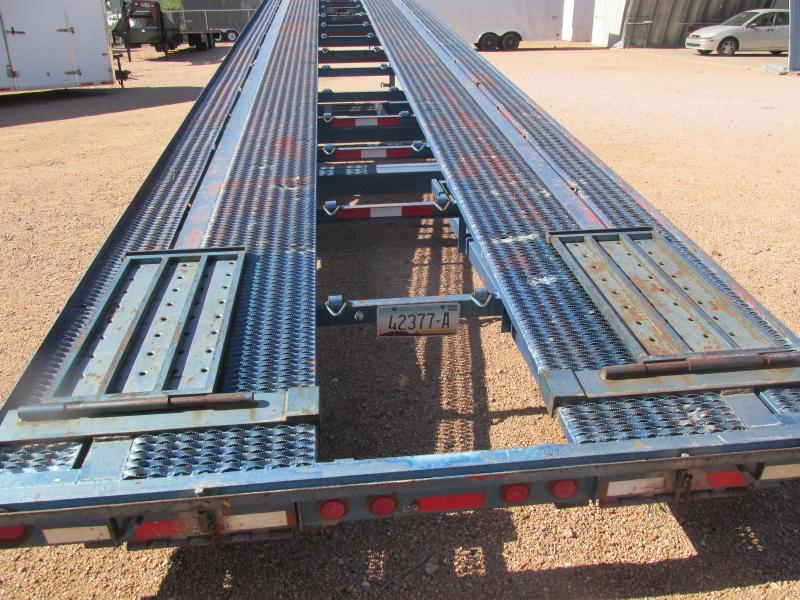 "Used 49' x 93"" 2004 Multiple Car Transport Trailer FOR SALE"