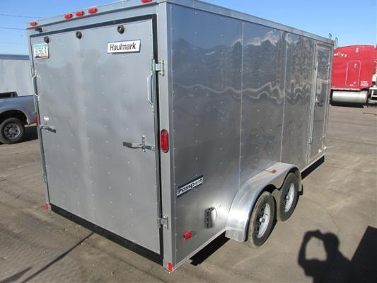 7x16 RENTAL TRAILER *NOT FOR SALE* 2014 Haulmark Trailers Passport Cargo / Enclosed Trailer